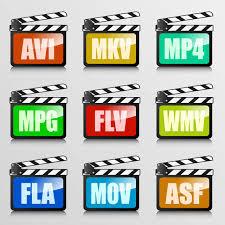 Transformar formato de video (MP4 AVI MKV FLV MOV WMV DIVX H.264 XVID RM)