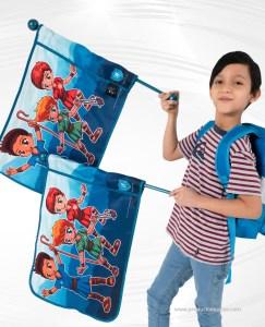 Banderas Innovación Little Warrior