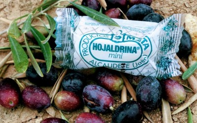 Hojaldrina® de Mata en la campaña de aceituna.