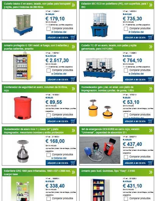 Oferta de Productos DENIOS para el día del Medio Ambiente