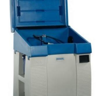 Safety Cleaner L500, limpiador de pequeñas piezas en polietileno libre de corrosión