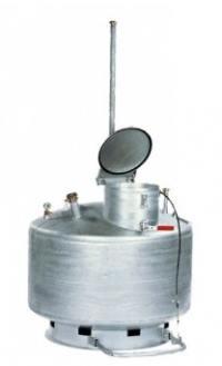 Almacenamiento de aceite y/o sustancias inflamables