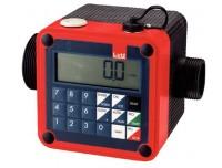 Caudalímetro o contador de flujo