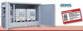 Cámara de Calentamiento para la preparación y mantenimiento de sustancias en producción