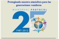 16/9/2013. Día de la Capa de Ozono