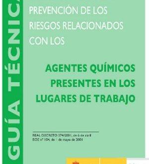 Guía Técnica de Agentes Químicos