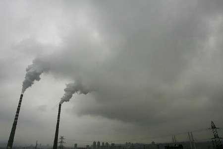 Aumento récord de gases en la atmósfera causantes del calentamiento global