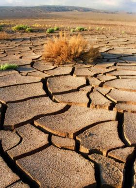 El cambio climático incrementará las sequías