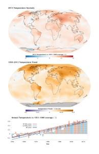 La NASA confirma el calentamiento global a largo plazo - Foto de la NASA