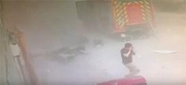 Cómo evitar un incendio en una fábrica con disolventes