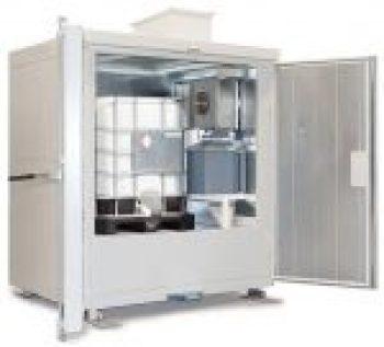 Controle la temperatura de las sustancias con nuestras cámaras térmicas