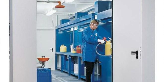 Almacenamiento de líquidos inflamables o combustibles