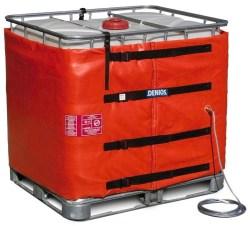 Banda térmica ATEX para GRG de 1000 litros