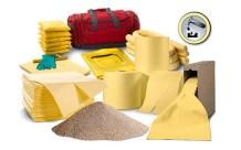 Absorbentes industriales para corrosivos
