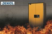 Armario resistente al fuego RF90