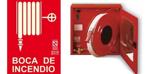 Boca de incendio equipada (BIE)