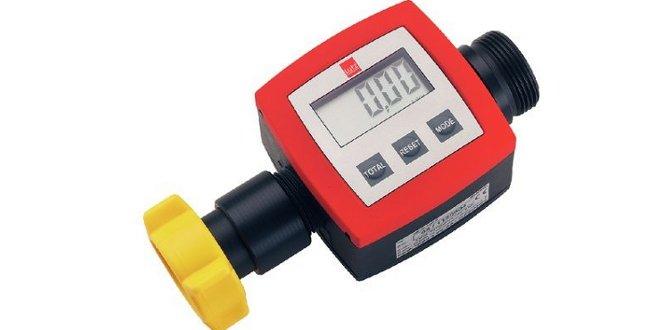 flujometro
