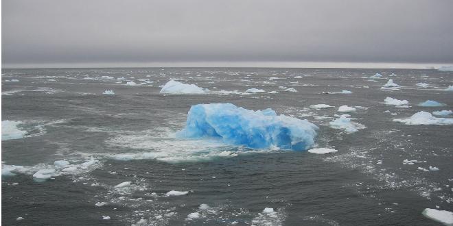 El hielo de la Antártida desaparecerá en 200 años