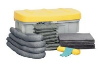Kit de absorbentes para corrosivos