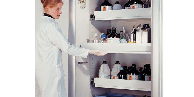 Normativa europea para almacenar sustancias inflamables