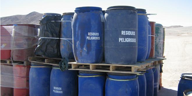 Identificación y clasificación de la peligrosidad de los productos químicos