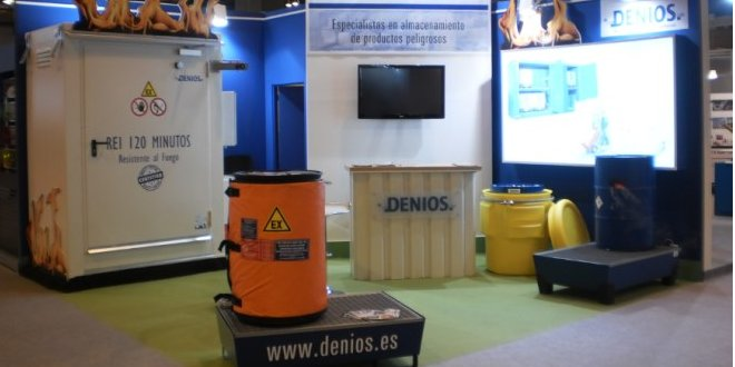 SICUR 2014 y DENIOS