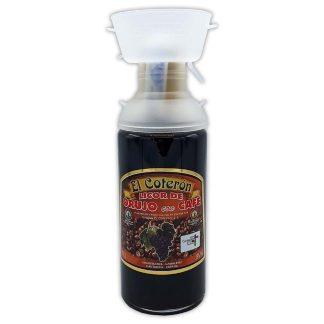 licor de orujo con cafe el coteron