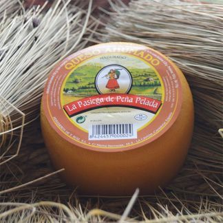 queso ahumado la pasiega de peña pelada