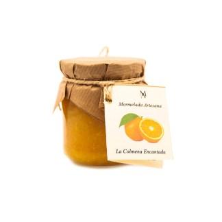mermelada de naranja al ron