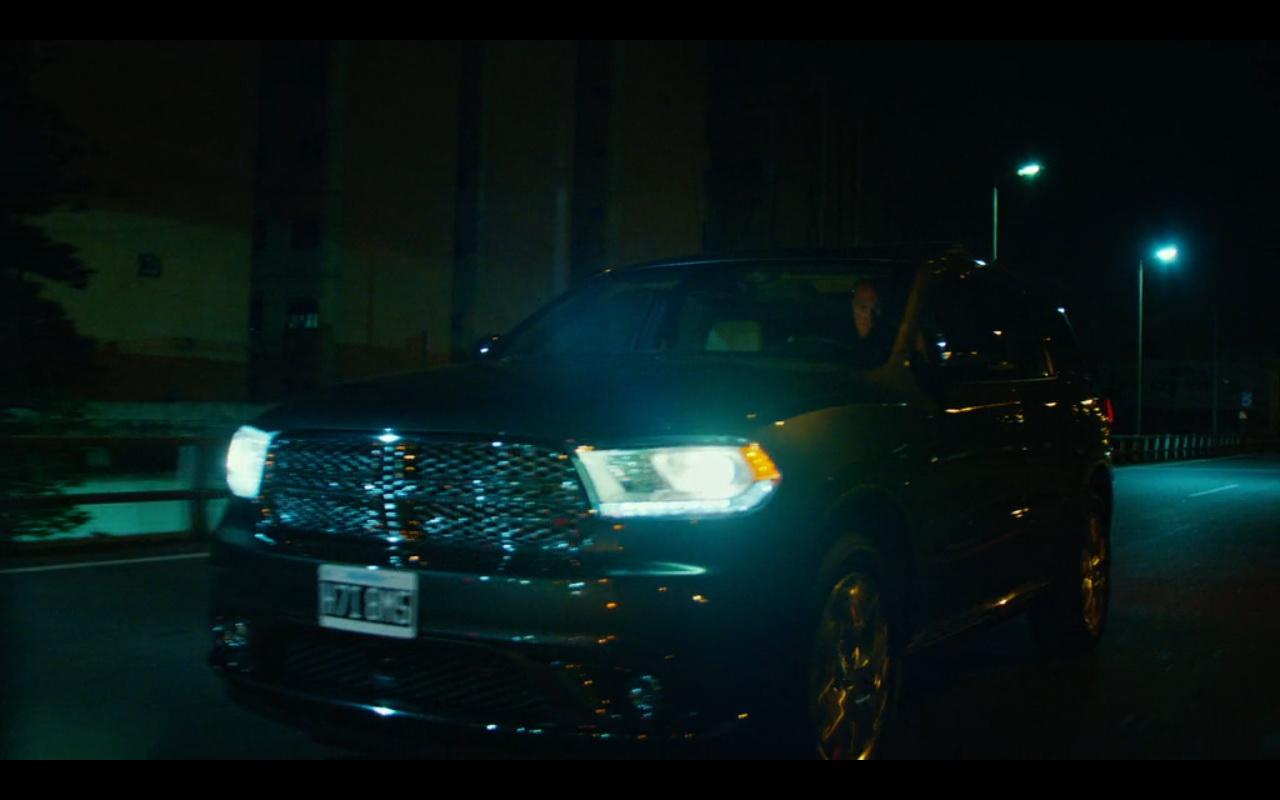 Dodge Durango Focus 2015 Movie