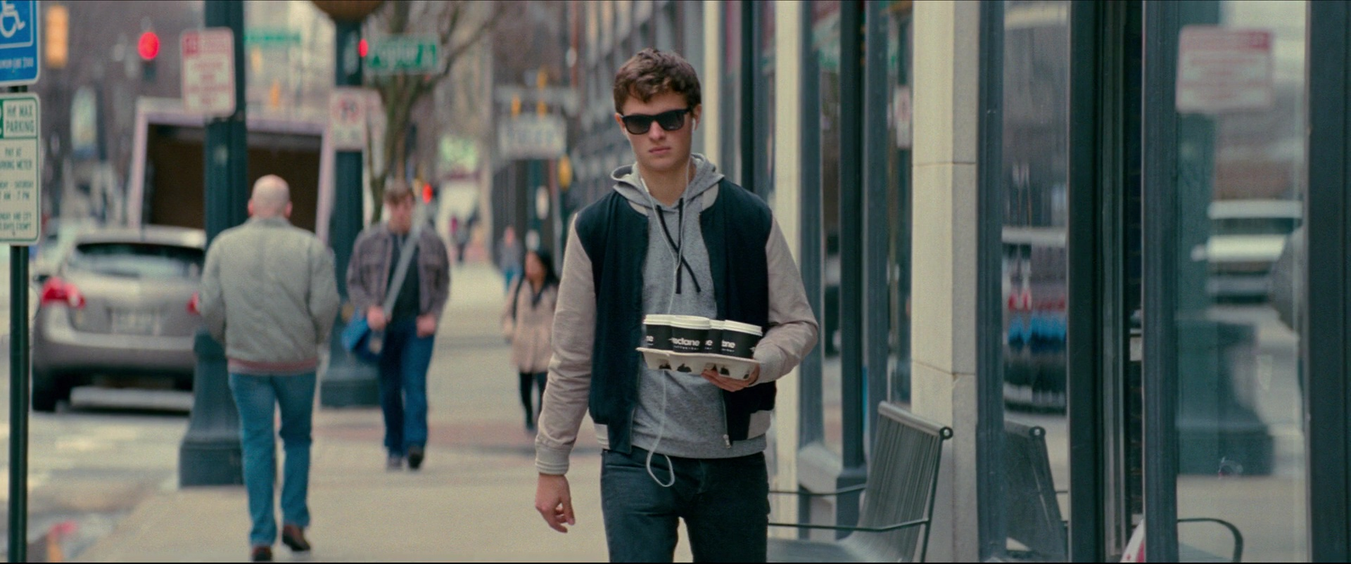 Octane Coffee Amp Bar In Baby Driver 2017 Movie