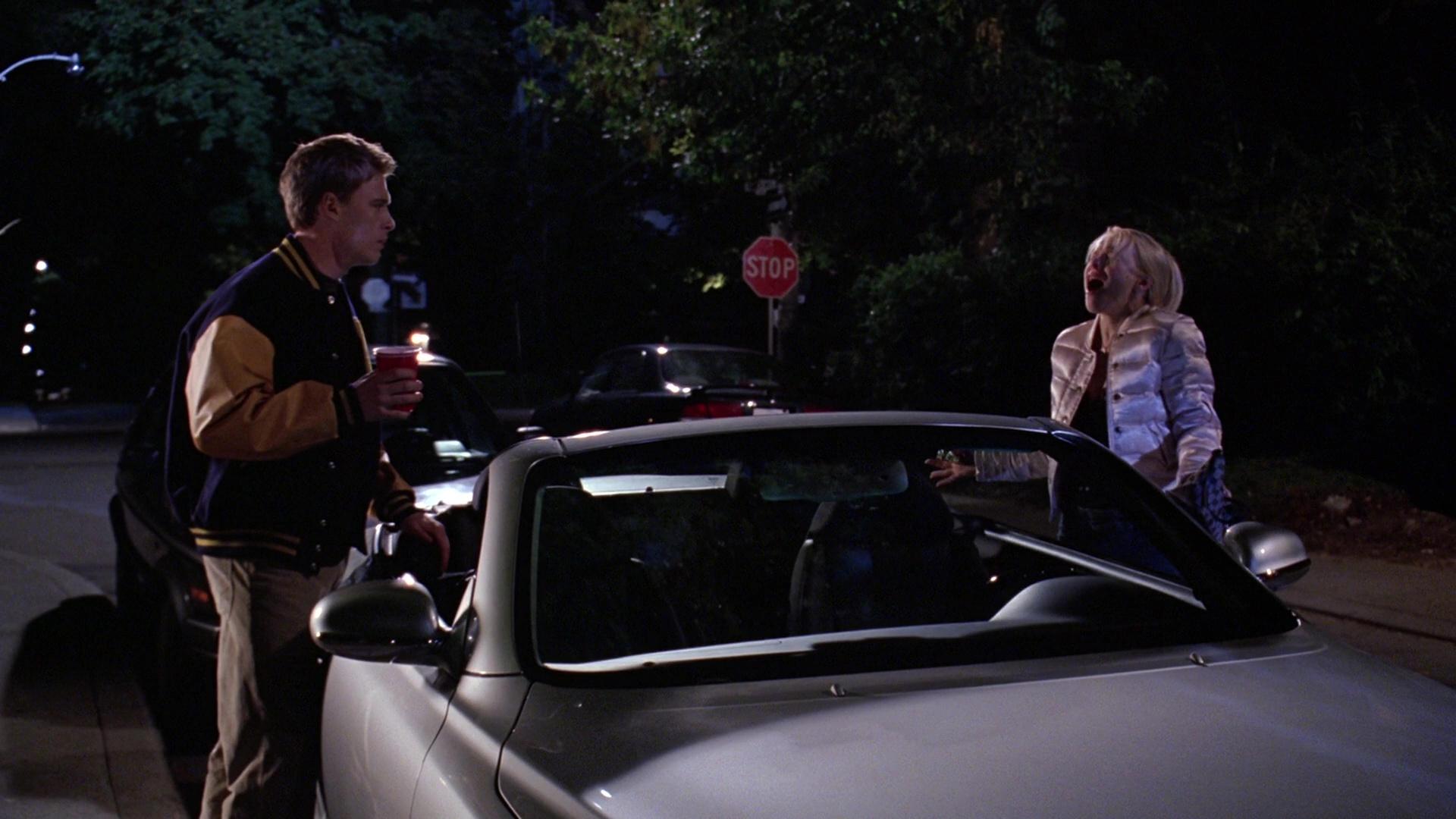 Lexus Sc 430 Car Used By Rachel Mcadams In Mean Girls 2004 Movie