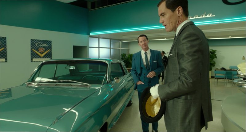 Cadillac Car Dealership In The Shape Of Water 2017 Movie