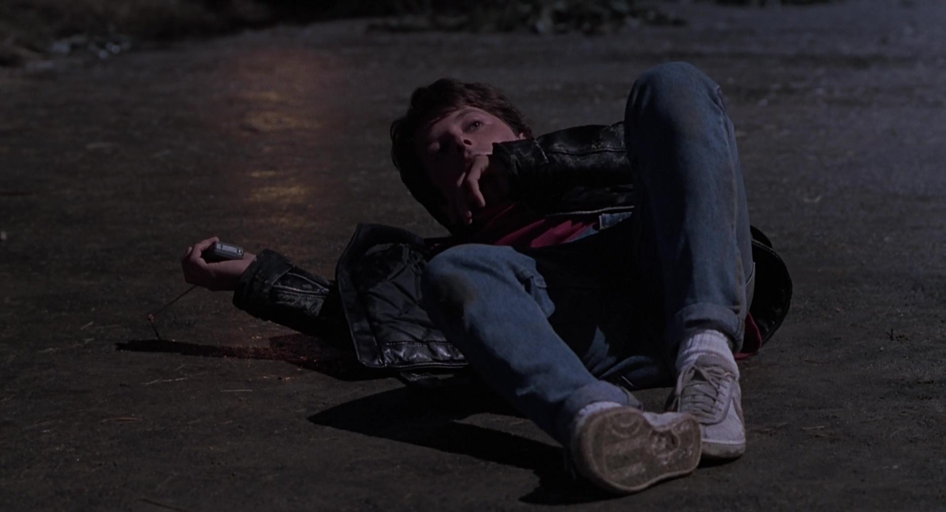 Nike Sneakers Worn By Michael J Fox Marty Mcfly In Back