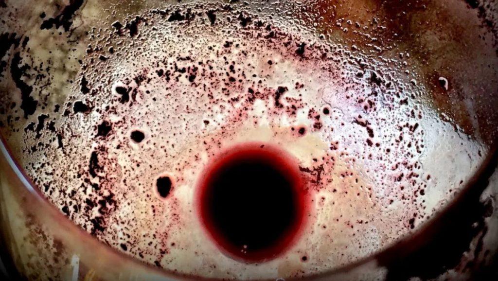 Sambutan dalam barel wain