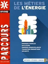 métiers de l'énergie