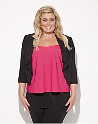 Gemma Collins Seville Cropped Jacket
