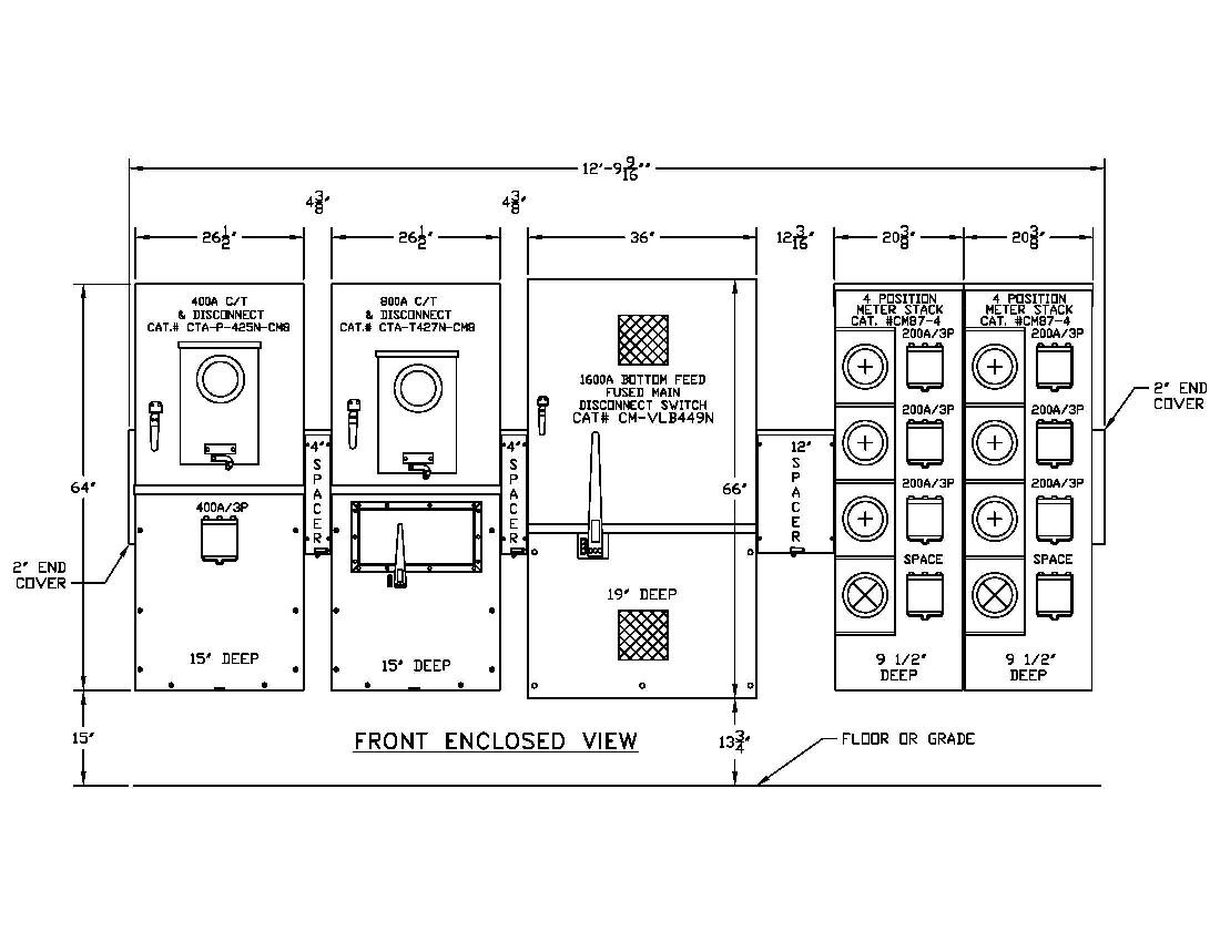 Sample Job Drawings Amp Photos On Erickson Electrical