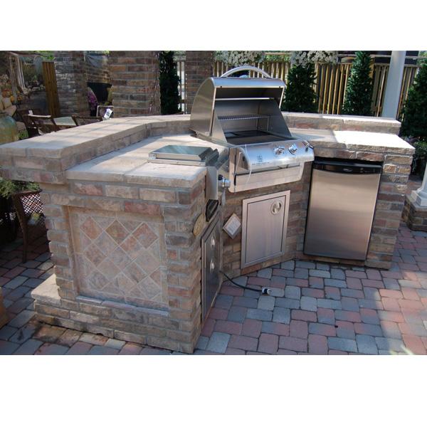 Useful Homemade wood grill ~ Ideas Coll on Diy Patio Grill Island id=79551