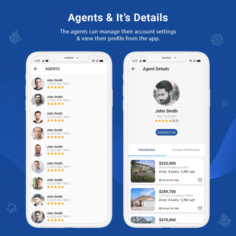 onProperty - Real Estate App Template for Flutter (Android and IOS) - 7