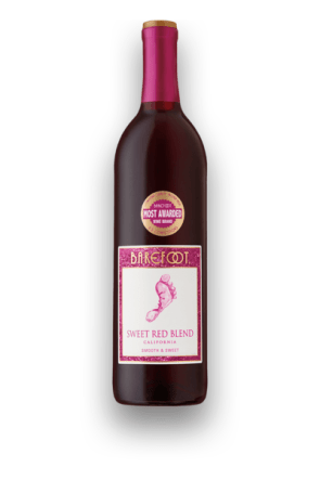 Barefoot Sweet Red Blend - Buy Online   Drizly