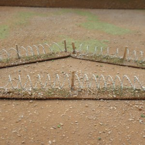 Barbed Wire 25mm