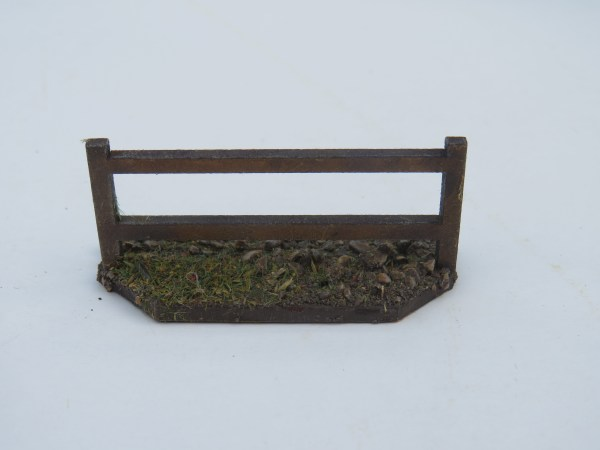 Corral Fence 28mm 2 piece corner
