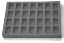 FOW Infantry Foam Standard Size (25mm depth)