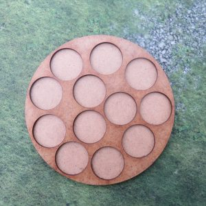 bolt action movement tray