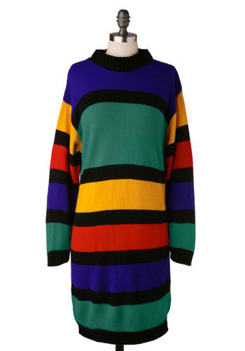 french connection sweater dress, fall fashion, colours, boots, urban planet