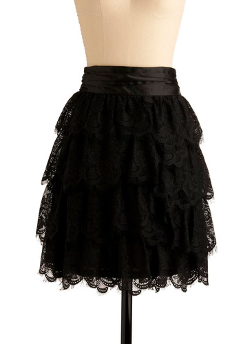 Stylish Selection Skirt
