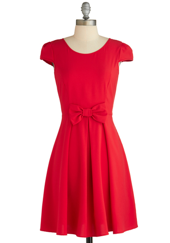Candy Apple Cute Dress from ModCloth - $54.99 #affiliate