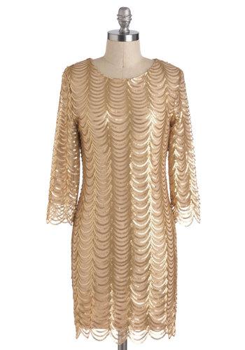 Glitz and Garlands Dress