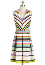 Sale - Run a Bright Ship Dress